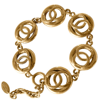 Chanel Bracelet with CC logo