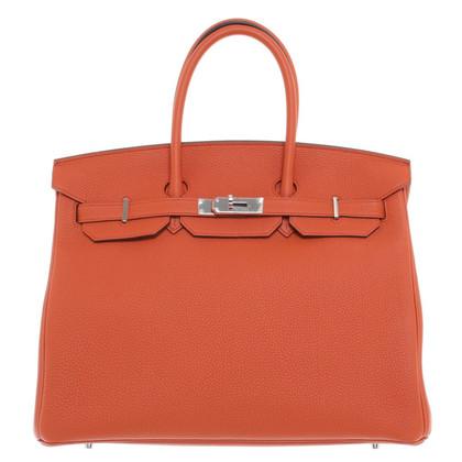 "Hermès ""Birkin Bag 35"" Togo leather"