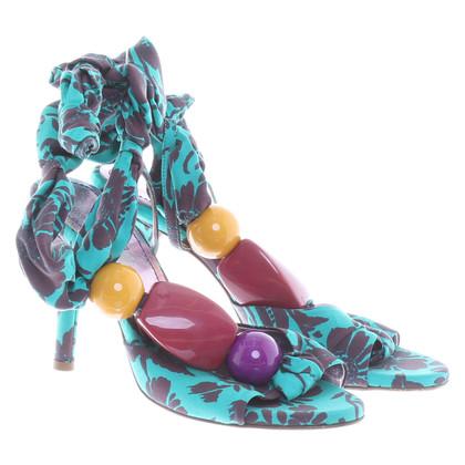 Etro Sandali con perline