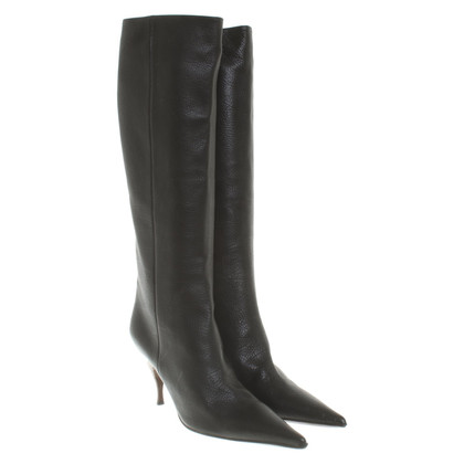 Fendi Stiefel in Braun
