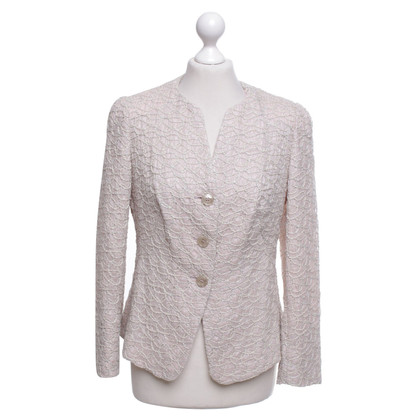 Armani Blazer in Light Pink