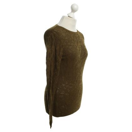 Missoni Sweater in olive