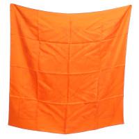 Hermès Silk scarf in orange