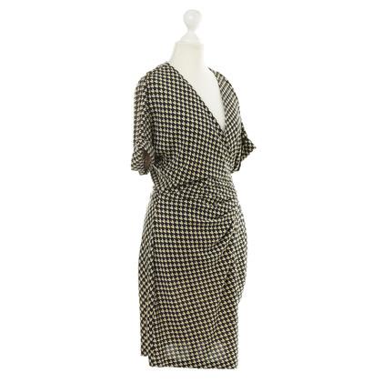 """Diane von Furstenberg Zijdepakking jurk """"Arely"""""""
