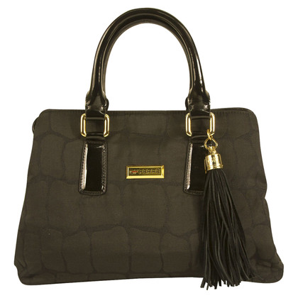 Ferre Black shoulder bag