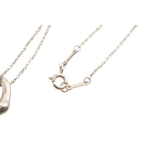 99a0d1d82 Tiffany & Co. Necklace Silver in Silvery - Second Hand Tiffany & Co ...