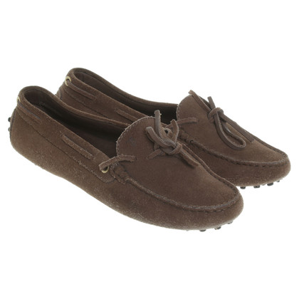 Tod's Loafer in suede