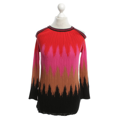 Missoni Pullover mit Cut Outs