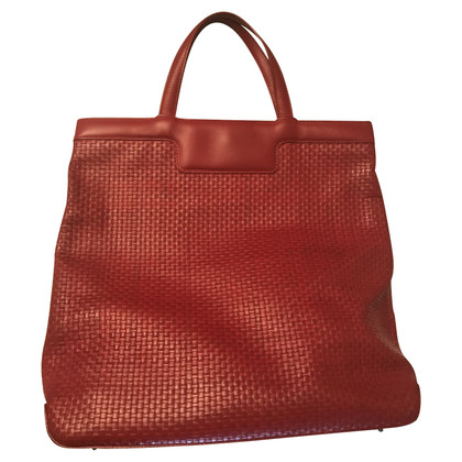 Unützer Tote Bag in Rot