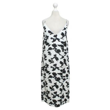 Balenciaga Kleid in Schwarz/Weiß