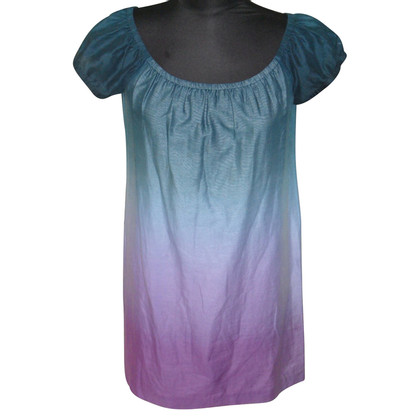 Theory Summer dress with color gradient