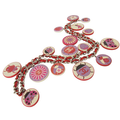 Chanel Belt Sautoir necklace Ladybug & more