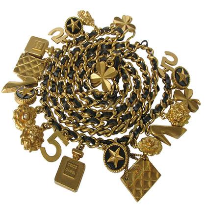 Chanel Charms iconici impareggiabile cinghia 21