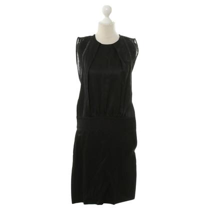 Andere merken Isabell de Hillerin - jurk met etnische trim