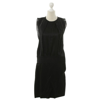 Andere Marke Isabell de Hillerin - Kleid mit Ethno-Bordüre
