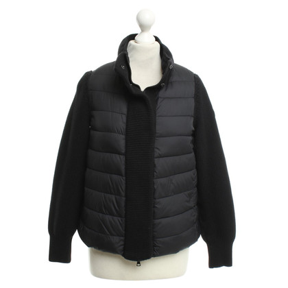 Blonde No8 Quilted jacket in black