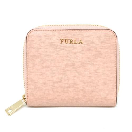 comprare on line 92698 07087 Furla Borsette/Portafoglio in Pelle in Rosa - Second hand ...