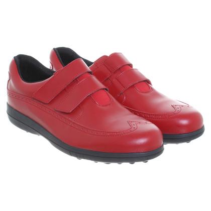 Bally Golfschoenen rood