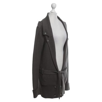 Comptoir des Cotonniers Taupe cappotto maglia