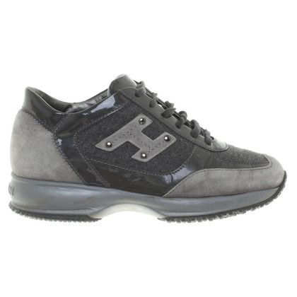 Hogan Sneakers in Gray