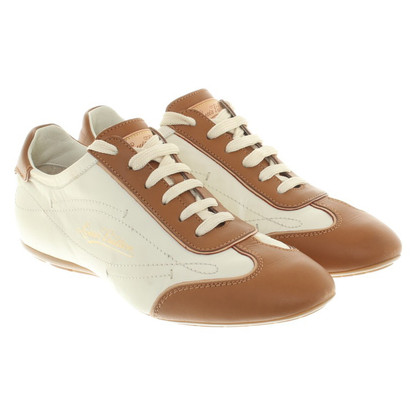 Louis Vuitton Veterschoenen in Bicolor