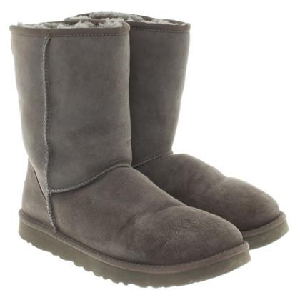 UGG Australia Suede boots