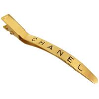 Chanel Hair clip / Barrette / tie clip matt