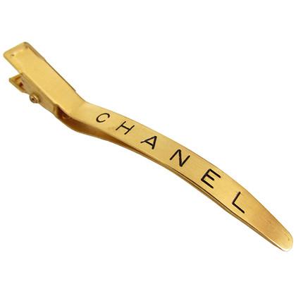 Chanel Fermaglio per capelli / Barrette / tie clip opaco