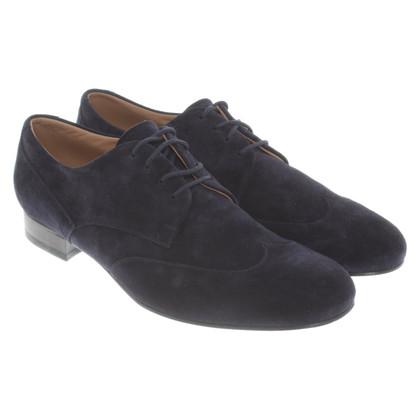 Closed Chaussures à lacets en daim