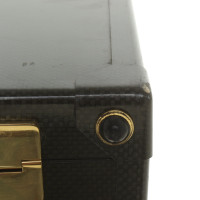 Hermès Limited briefcase made of carbon
