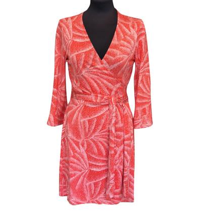 Diane von Furstenberg Diane Von Furstenberg Silk Wrap Dress