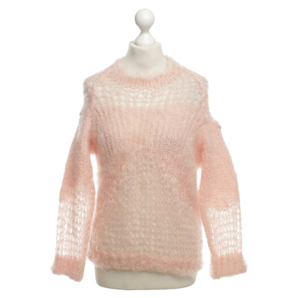 Acne Mohair sweater in pink