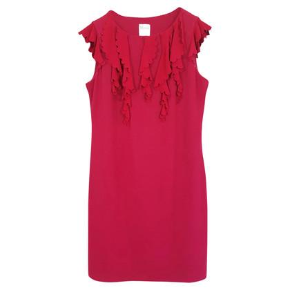 Red Valentino ruches jurk