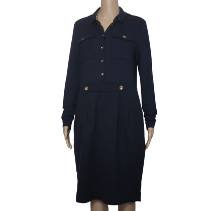 Burberry Kleid in Nachtblau