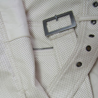 French Connection Jacket in beige color