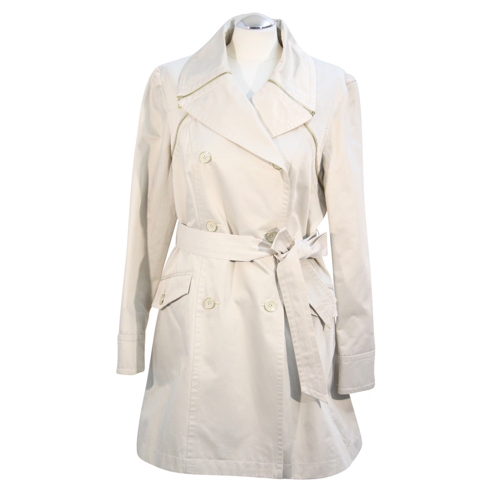 Ted Baker Coat in cream