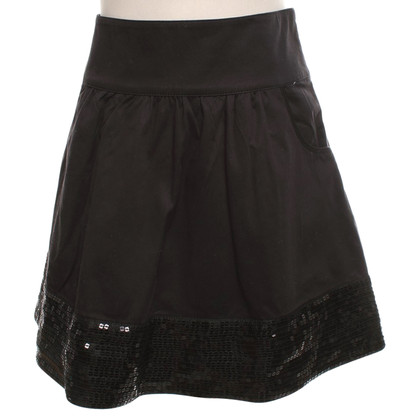 Calvin Klein skirt with sequins