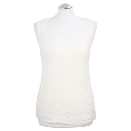 Reiss top in white