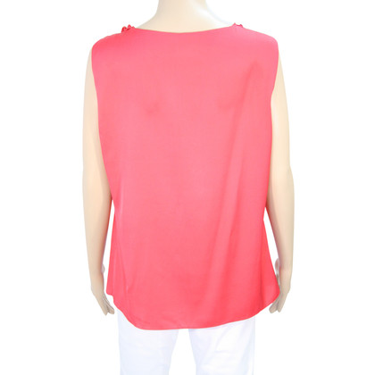 Elie Tahari Silk blouse in red