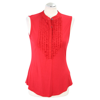 Karen Millen Blouse in red