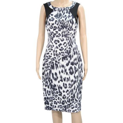 Karen Millen Dress with animal print