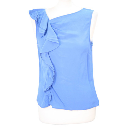 Ted Baker Silk top in blue
