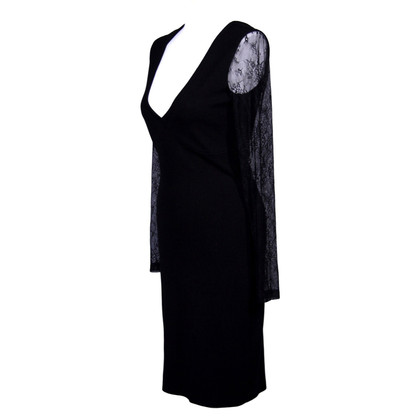 French Connection Schwarzes Kleid