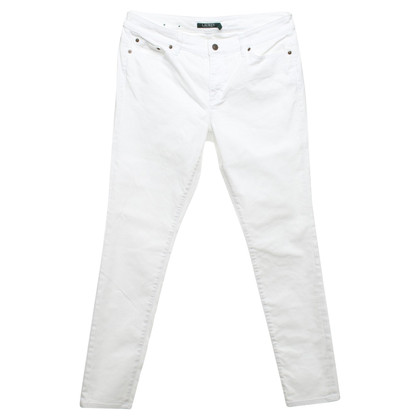 Ralph Lauren Jeans in White