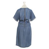 Whistles Denim dress in blue