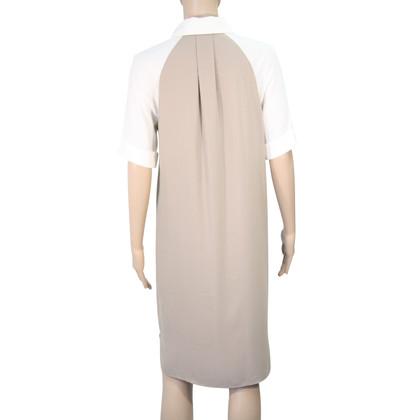 Hobbs Dress with collar