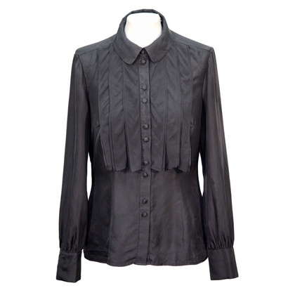 Hobbs Blouse in Grijs