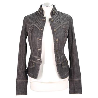 Karen Millen giacca di jeans