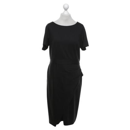 Hobbs Dress in black
