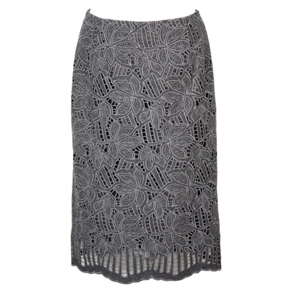 Hobbs skirt in Gray